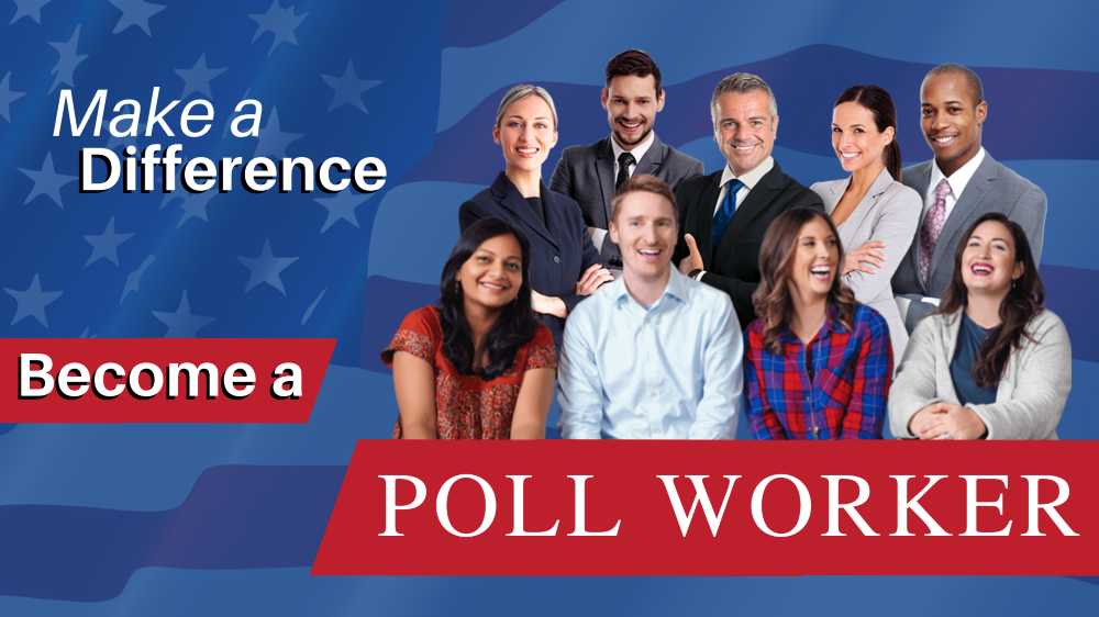 Become a Poll Worker in Palm Beach County