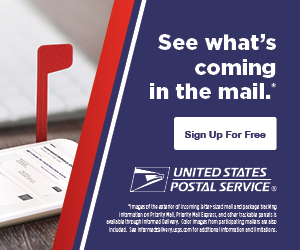 See what's coming in the mail. Sign up for the USPS Informed Delivery Service for free today