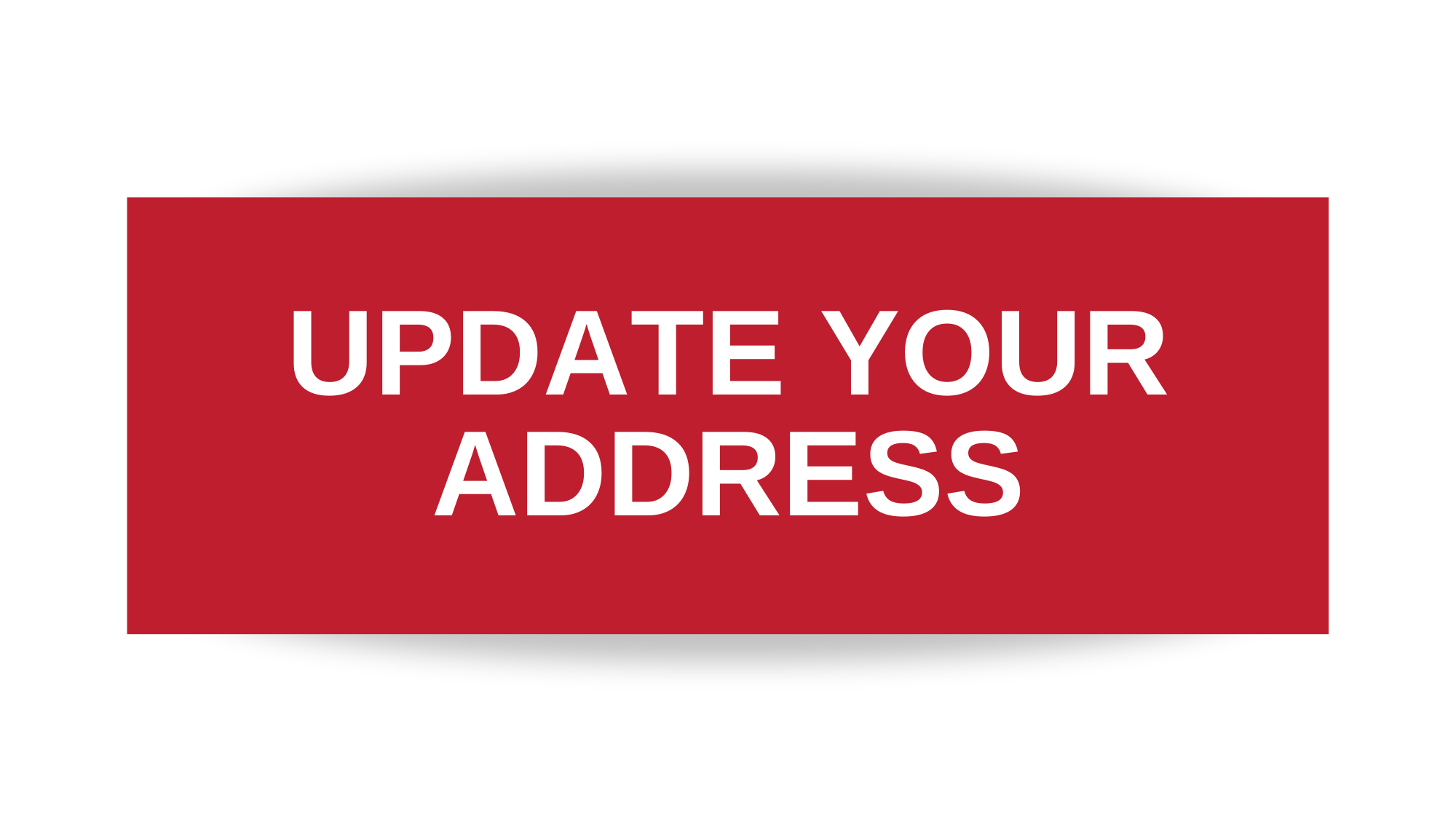Button to Update Address